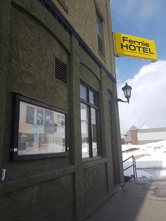The Fernie Hotel & Pub Photo