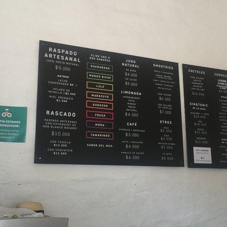 Raspaderia Barbara - Cafe Bar