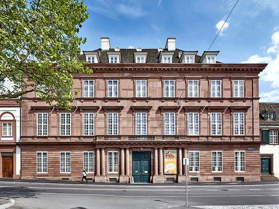 Musée historique de Bâle – Haus zum Kirschgarten
