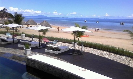 Palm Beach Resort Spa Piscine Et Vue Sur La Mer
