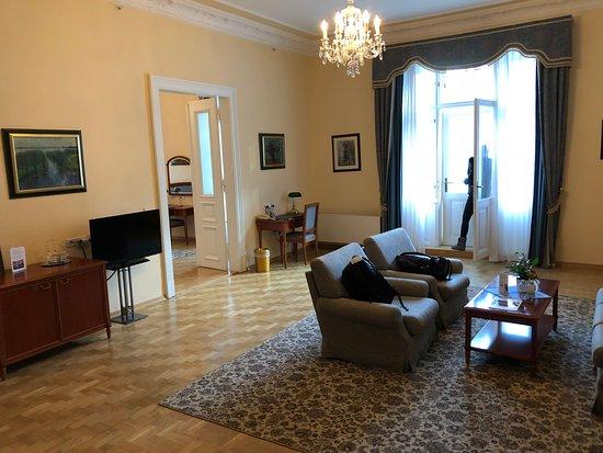 Premier Two Room Suite Bild Von Grandhotel Pupp Karlsbad Tripadvisor