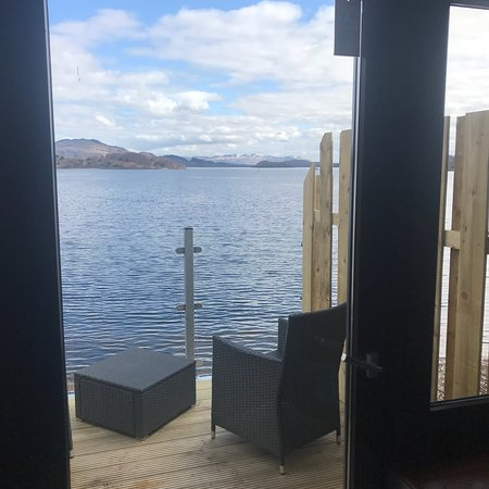 Lodge on Loch Lomond: photo1.jpg