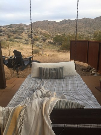 Sacred Sands: Outdoor bed