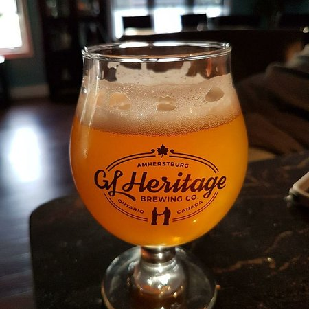 GL Heritage Brewing: Enjoy our craft beer alongside great food provided by local chefs.