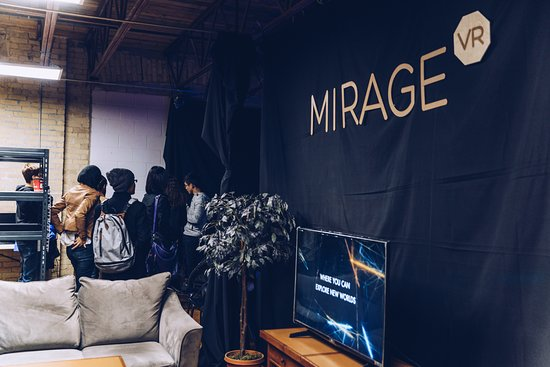 Finding out about Mirage VR
