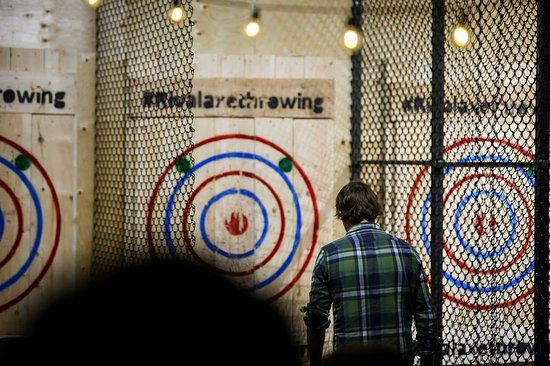 Rival Axe Throwing