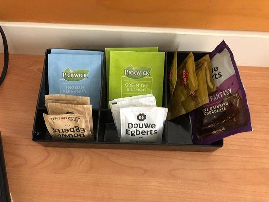 إيبيس بدجيت مطار أوكلاند: 無料のお茶等