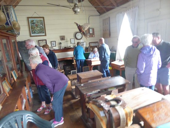 OngaOnga Museum: Much to see, read and learn in the old school house