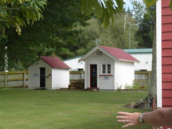OngaOnga Museum: Police station and gaol