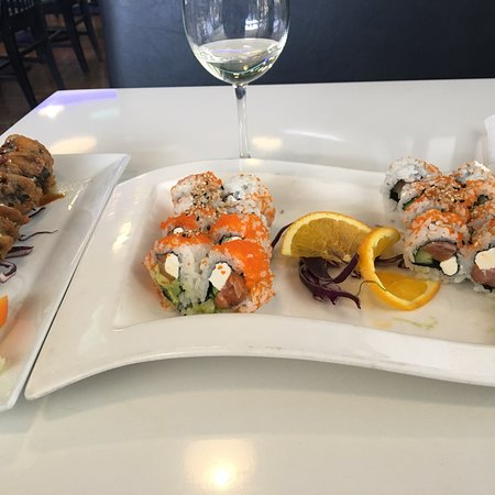 blue fish sushi thai fort lauderdale