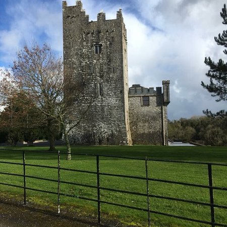 Castletownroche, Ιρλανδία: This is the wonderful Blackwater Castle, fantastic party and weekend venue - this was my 50th bi