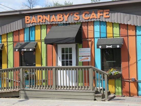 Barnaby's Cafe: Americana redux