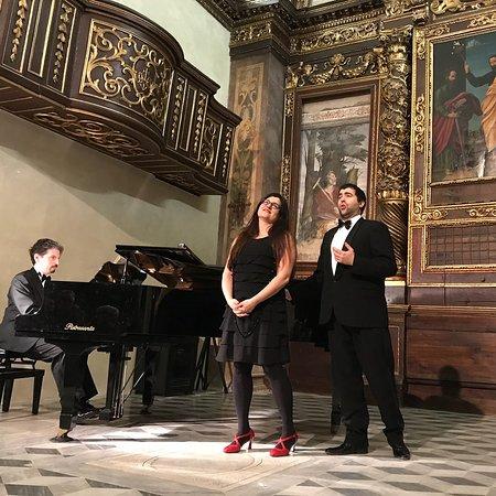 Puccini e la sua Lucca International Permanent Festival : Incredible voices...fantastico!