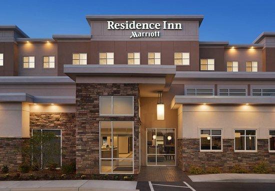 Exterior picture of residence inn winston salem hanes mall winston salem tripadvisor for Hilton garden inn winston salem
