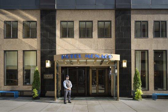 Kimpton hotel monaco chicago 167 2 1 0 updated for Hotel monaco chicago