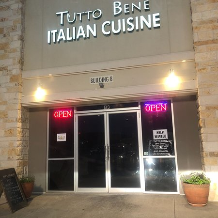 Tutto Bene Cypress, TX Review