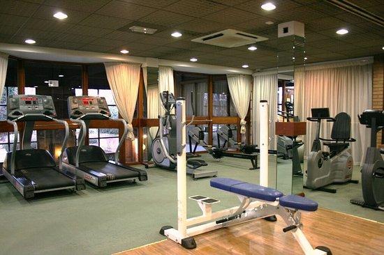 Bickenhill, UK: Health club