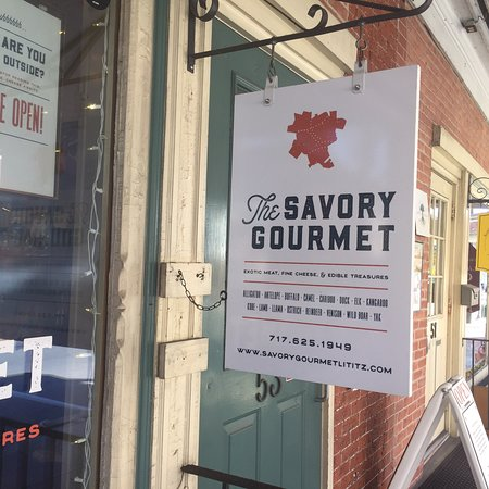 The Savory Gourmet