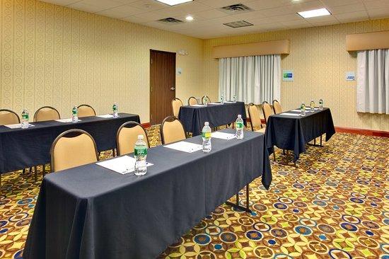Holiday Inn Express Hotel & Suites Dewitt (Syracuse): Meeting room