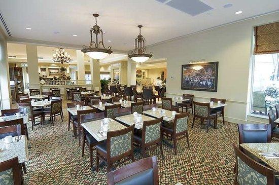 Hilton Garden Inn Houston Galleria Area: Restaurant