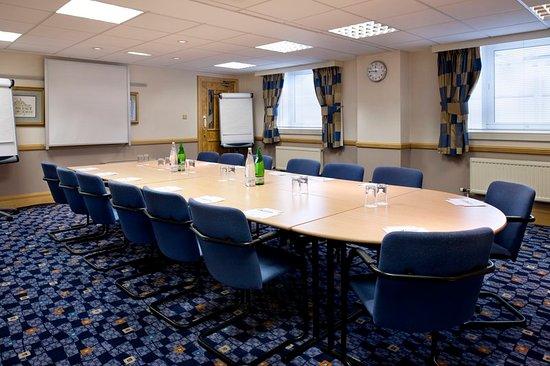 هوليداي إن بولتون سنتر: Meeting room