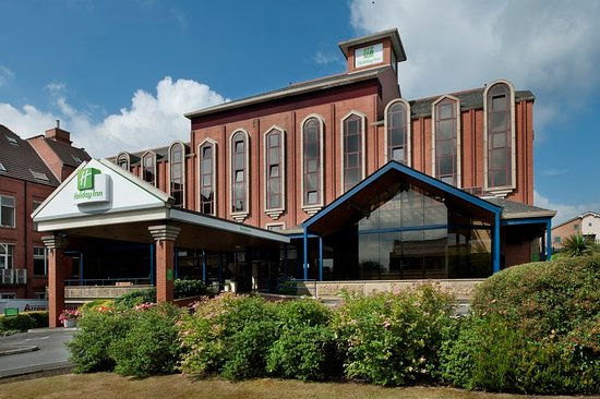 Holiday Inn Bolton Centre: Exterior
