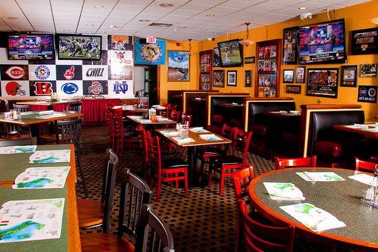 Weirton, فرجينيا الغربية: Bar/Lounge