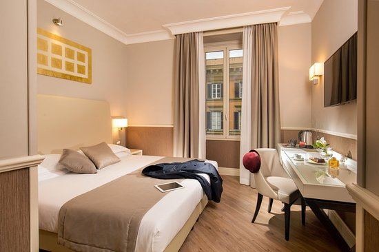 Hotel Ludovisi Palace: Guest room