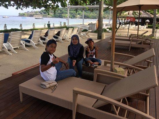 Kila Senggigi Beach Lombok Aufnahme