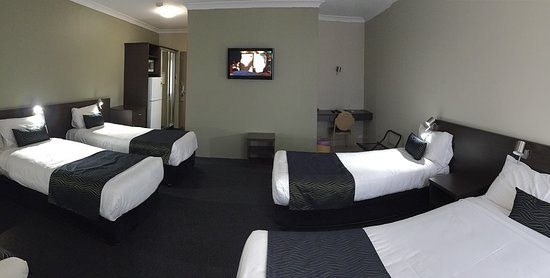 Casula, Australia: Executive Family Plus Room 1