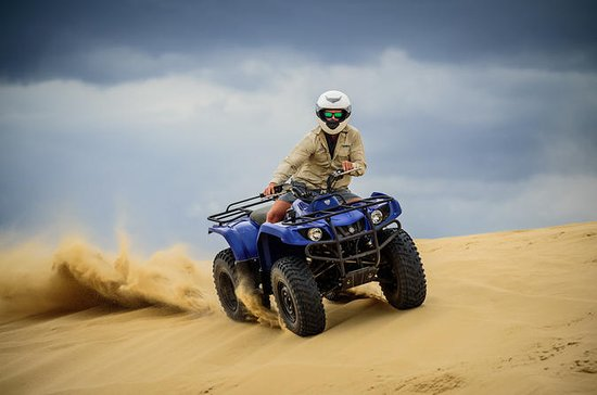 Quad Bike Safari Adventure Tour from...