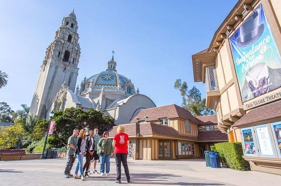 Balboa Park Highlights Small-Group...