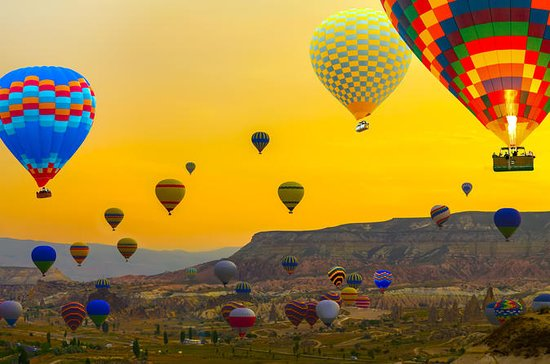 Best of Cappadocia Full-day Guided...