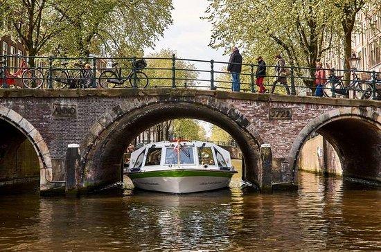 Amsterdam Hop-On Hop-Off Boat Tour ...