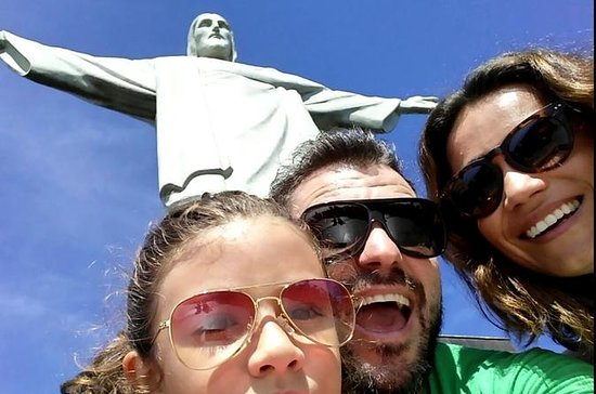 Half Day City Tour i Rio de Janeiro...