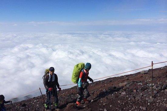Grimpez au Sommet du Mont Fuji avec...
