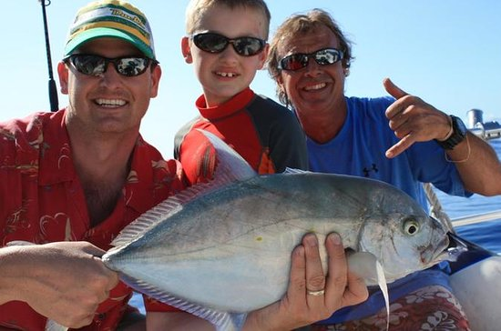 Light Tackle Shared Fishing Charter