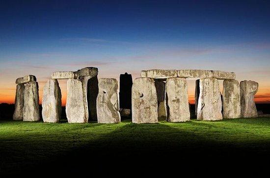 Visite de Stonehenge, Bath et Avebury...