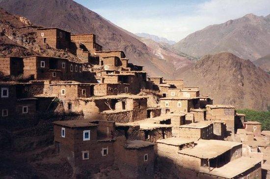 Day Trek to Imlil Valley & Aguersioual