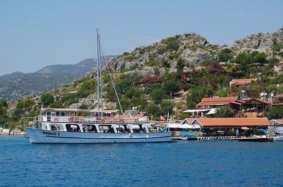 Excursion en bateau d'une journée à...