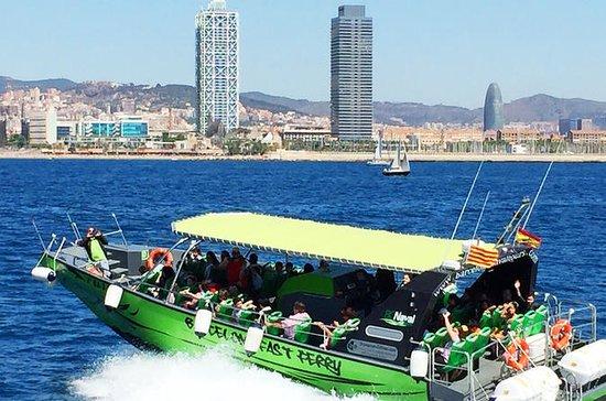Barcelona 360 Adrenaline