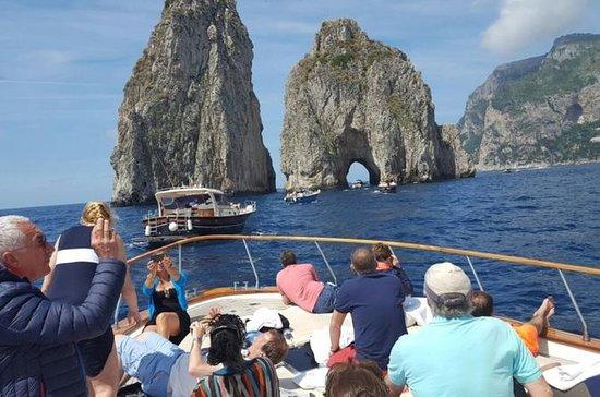 Capri Excursion in Private Boat Full...