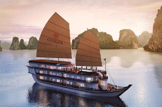 Ginger Cruise Luxury Ha Long Cua Van...