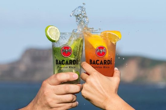 The Bacardi Historic Sunset Boat Tour