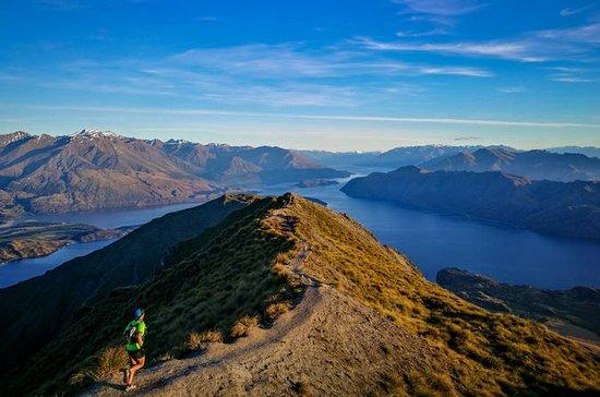 Roys Peak Geführter Trail Run