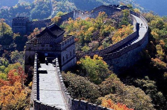 Grande Muraille Mutianyu privée et...