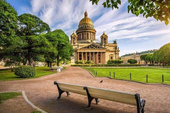 St. Petersburg Visa-Free 2-Tage...