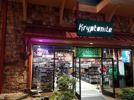 Kryptonite Character Store