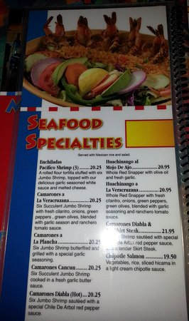 Harwood Heights, Илинойс: seafood entrees