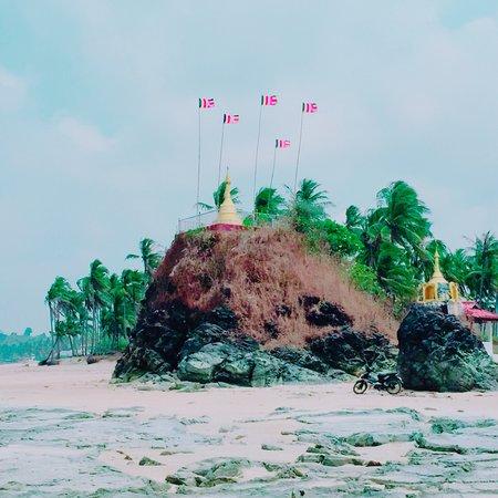 Chaungtha, Myanmar: Chaung Tha beach